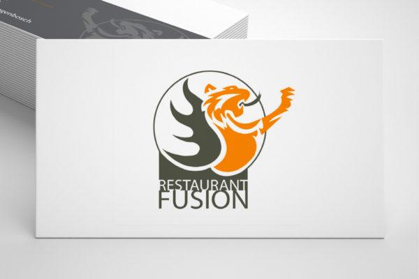 Identiteit & fotografie Restaurant Fusion
