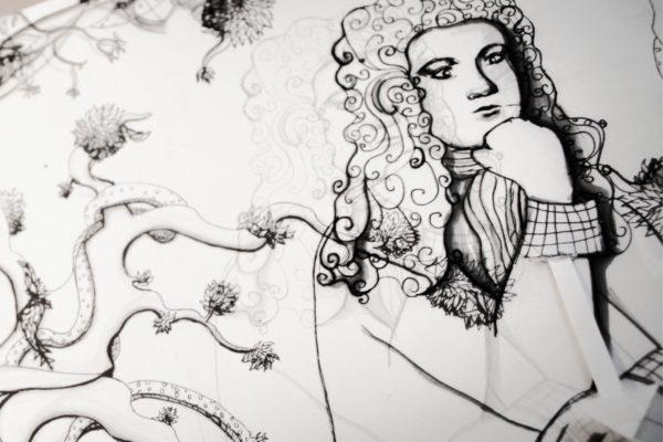 Ontwerp & illustratie Sprookjesboek